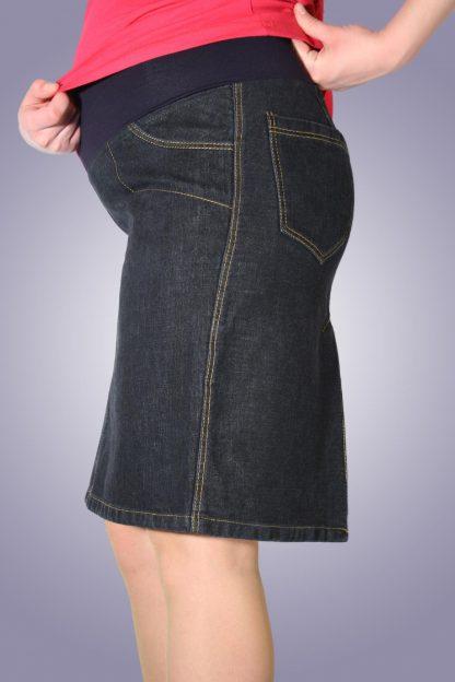 Fusta gravide de blug 5 - lateral