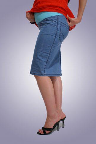 Fusta gravide de blug 8 - lateral