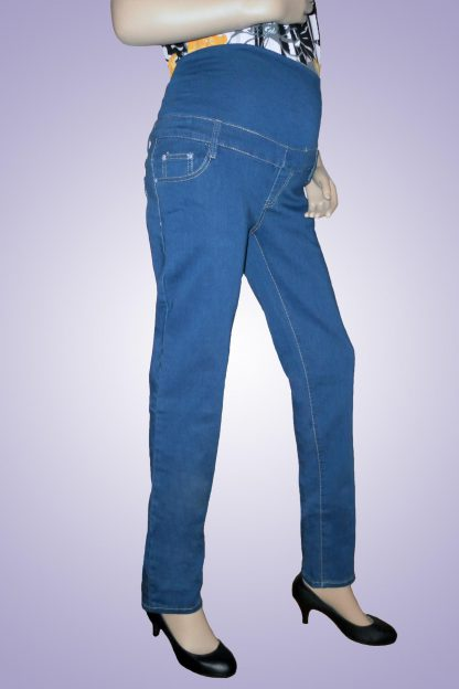 Pantalon gravide de blug 36 - lateral