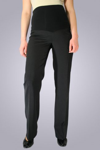 Pantalon office de gravide - fata