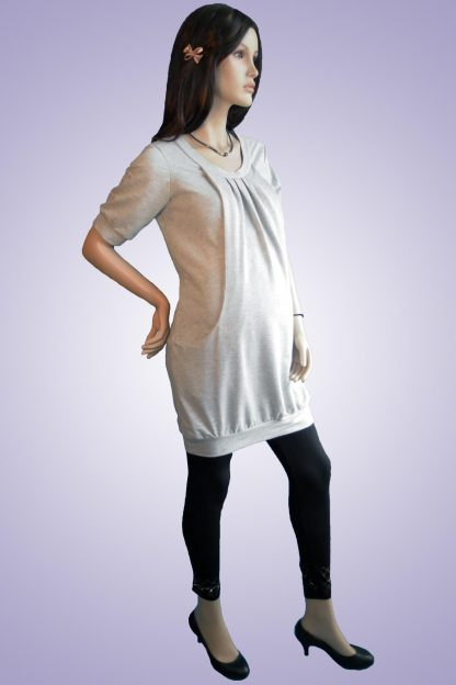Rochie gravide casual 7 - lateral