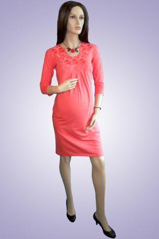 Rochie gravide casual 8 - fata