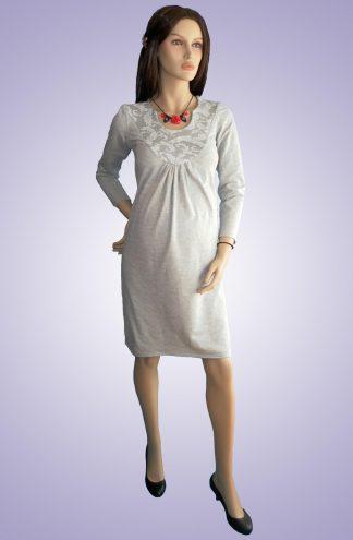 Rochie gravide casual 9 - fata