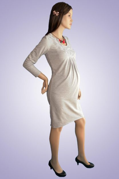 Rochie gravide casual 9 - lateral