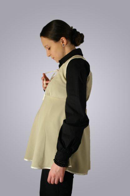 Bluza gravide casual 1 - lateral