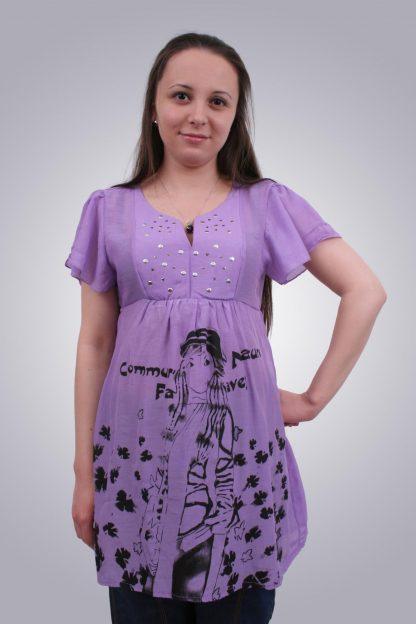 Bluza gravide cu accesorii 7 - fata