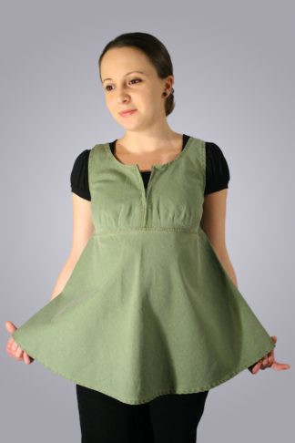 Bluza gravide de blug 1 - fata