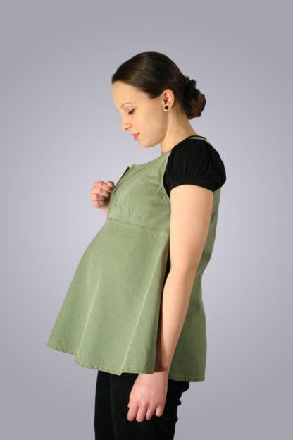 Bluza gravide de blug 1 - lateral