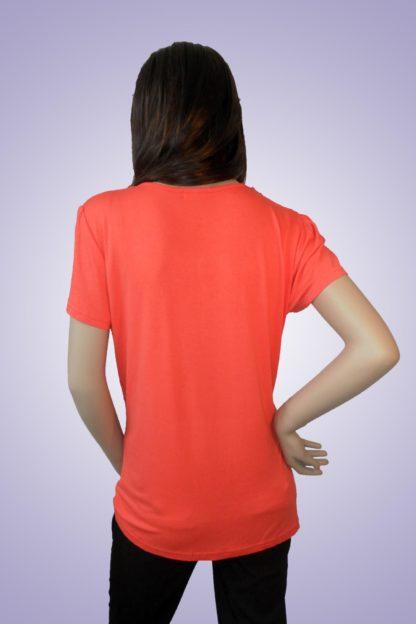 Bluza gravide de bumbac 11 - spate