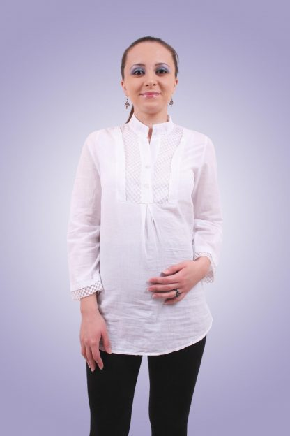 Camasa gravide office 9 - fata
