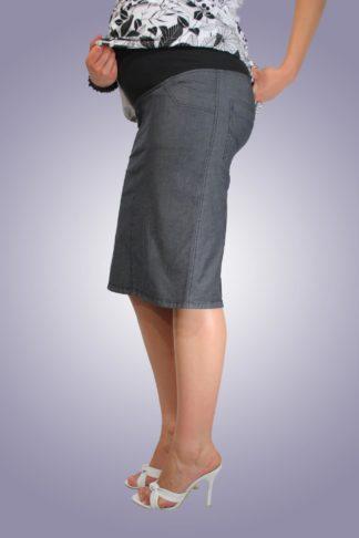 Fusta gravide de blug 11 - lateral