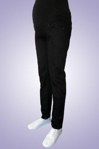 Pantalon gravide casual 10 - lateral
