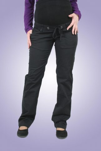 Pantalon gravide casual 2 - fata
