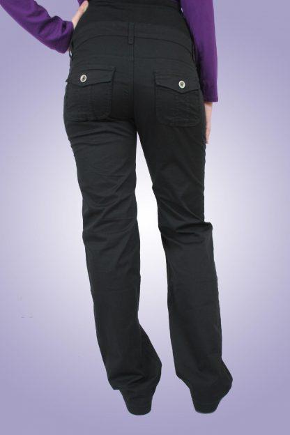 Pantalon gravide casual 2 - spate