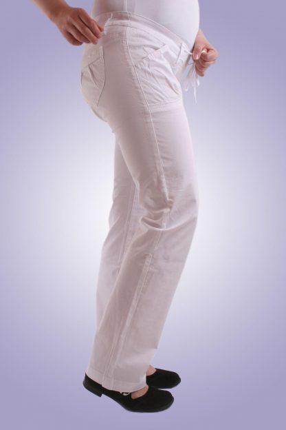 Pantalon gravide casual 4 - lateral