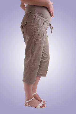 Pantalon gravide casual 5 scurt - lateral