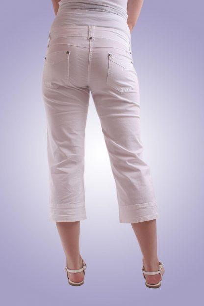 Pantalon gravide casual 6 scurt - spate