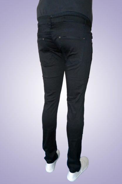 Pantalon gravide casual 8 - spate