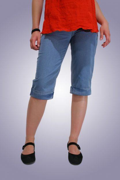 Pantalon gravide de blug 16 scurt - lateral