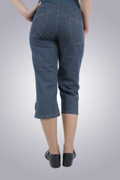Pantalon gravide de blug 22 scurt - spate
