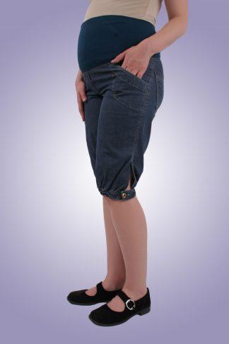 Pantalon gravide de blug 23 scurt - fata