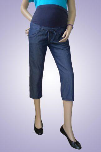 Pantalon gravide de blug 35 scurt - fata