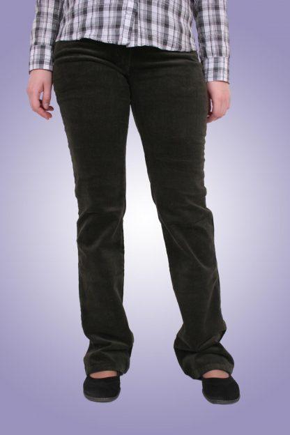 Pantalon gravide de jeans 9 - fata
