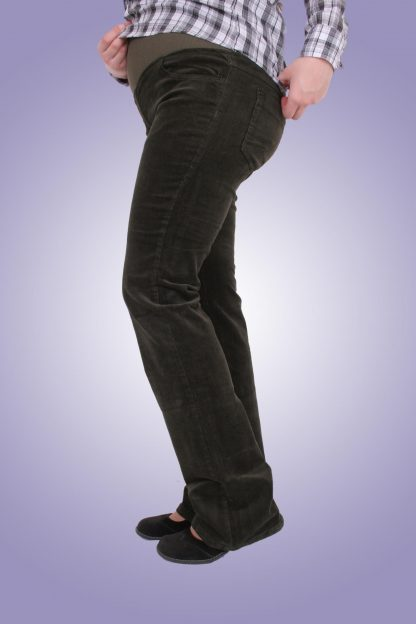 Pantalon gravide de jeans 9 - lateral