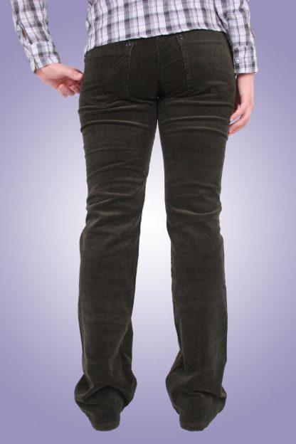 Pantalon gravide de jeans 9 - spate