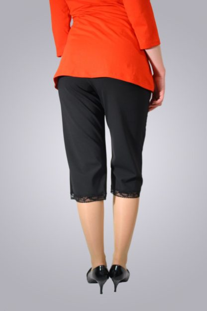 Pantaloni scurti gravide clasic 2 - spate