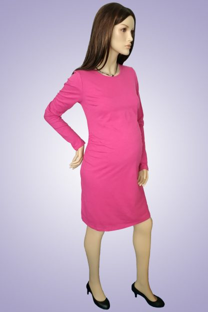 Rochie gravide casual 11 - lateral