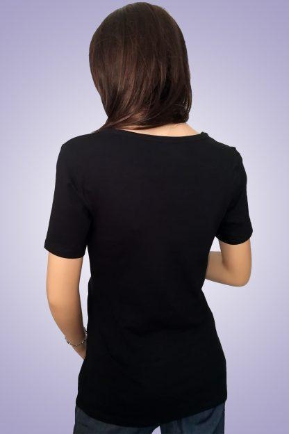 Tricou gravide imprimat 1 - spate