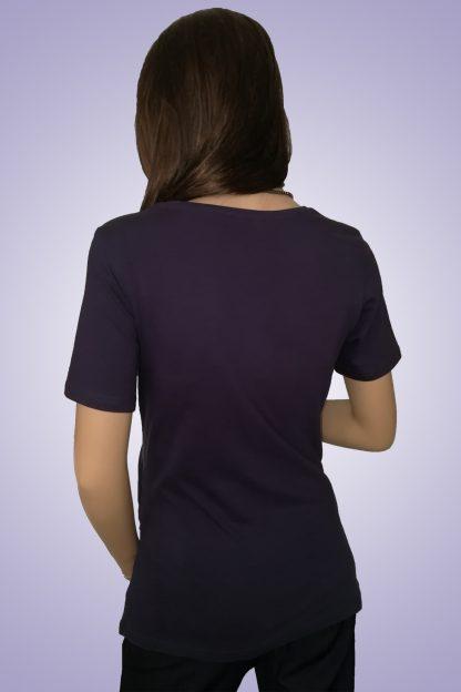 Tricou gravide imprimat 2 - spate
